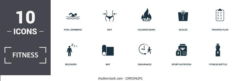Imágenes, fotos de stock y vectores sobre Endurance Icon | Shutterstock
