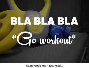 Fitnesss motivation quote