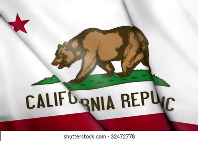 Flag of California (USA)