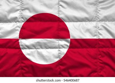 Flag of Greenland