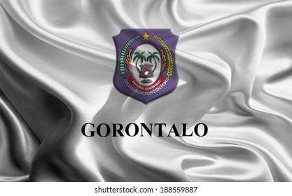 Flag of Indonesian Province Gorontalo
