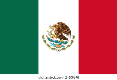 Flag of Mexico original