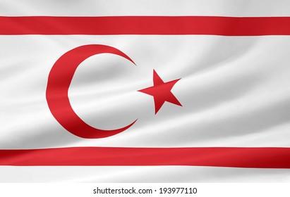 Flag of Northern Cyprus