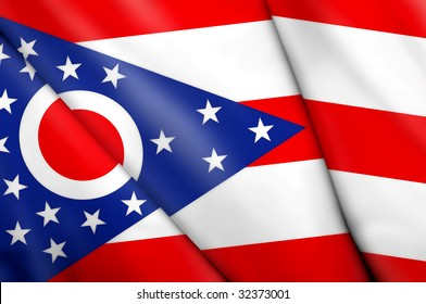 Flag of Ohio (USA)