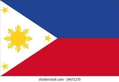 flag of philippines original