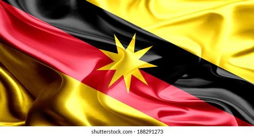Sarawak Flag Images Stock Photos Vectors Shutterstock