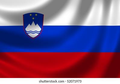 Flag of Slovenia