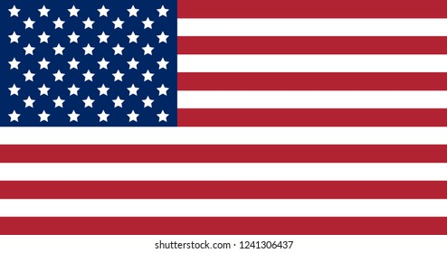 Flag of United States of America, Official symbol of the state