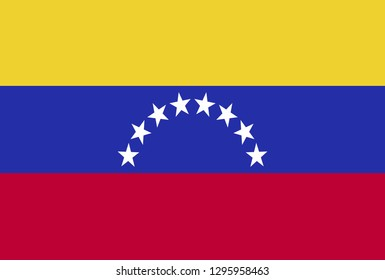 Flag of Venezuela,  Republic of Venezuela