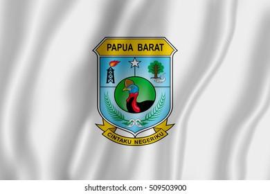 Flag of West Papua (West Papua Province)
