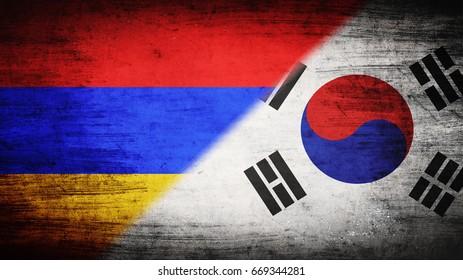 South Korea Flag Wallpaper Images Stock Photos Vectors Shutterstock