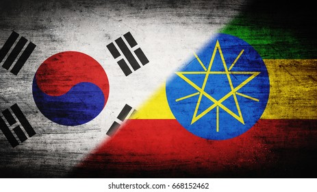 1828 South Korea Flag South Korea Flag Wallpaper Images Royalty