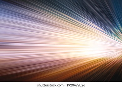 FLASH LIGHT BACKGROUND, BRIGHT COLORFUL RAYS, SPEED MOTION LINES PATTERN, TECHNOLOGY DESIGN