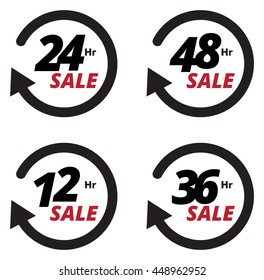 Flash Sale Offer - as JPG File Stock Image