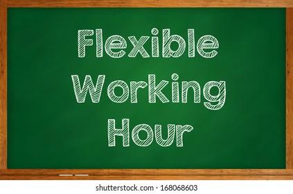 Flexible working hour