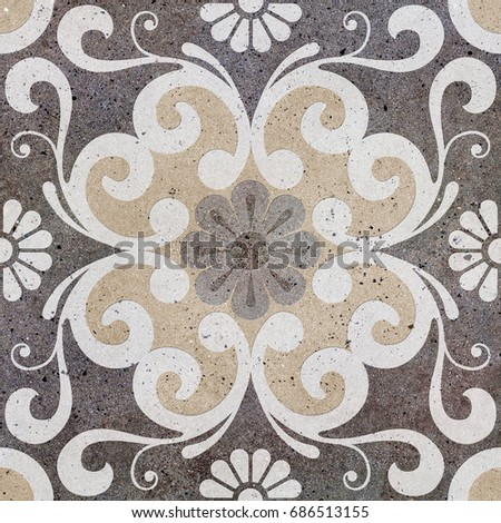 Royalty Free Stock Illustration Of Floor Tiles Porcelain Ceramic
