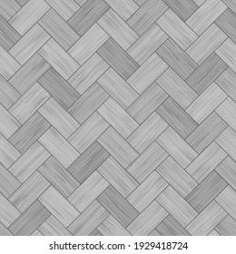 Floor wood parquet. Flooring wooden seamless pattern. Design zigzag laminate. Parquet rectangular herringbone. Floor tile parquetry plank. Hardwood tiles. Rectangles slabs background. Illustration
