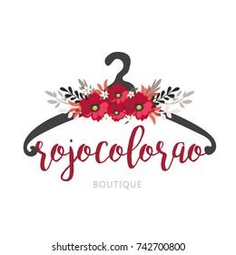 Floral Logo Design