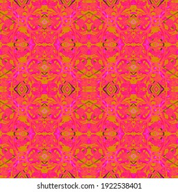 Flower Watercolor Grungy Paint. Red Tie Dye Boho. Coral Aguarelle Texture. Red Tie Dye Print. Flower Watercolor Pattern. Coral Tie Dye Batik. Flower Seamless Pattern. Coral Geometric Pattern.