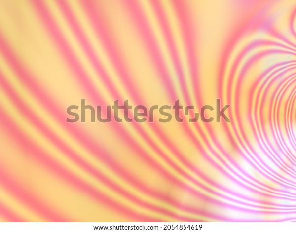 Fluid abstract art orange abstract background