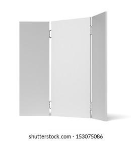 Folding screen