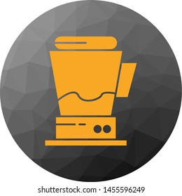 Food mixer icon for your project