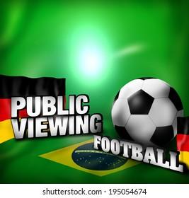 Football Creative Design