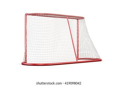 Hockey Net Images, Stock Photos & Vectors | Shutterstock