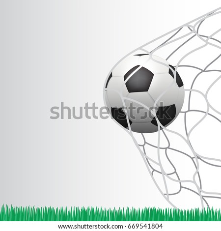 football poster template stock illustration 669541804 shutterstock