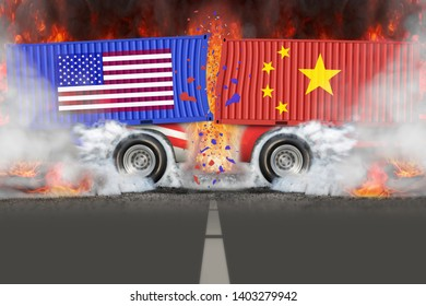 Foreign Trade War- U.S. Trade with China