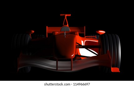 Formula 1 Car - design by me
