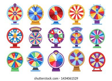 Spin Wheel Images, Stock Photos & Vectors | Shutterstock