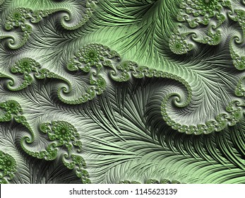 Fractal is a never-ending pattern. Abstract Computer generated Fractal design. Fractals are infinitely complex patterns that are self-similar across different scales. Great for cell phone wall paper.