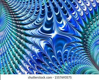 Fractal Pattern – beautiful fractal pattern