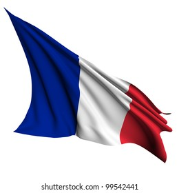 France flag - collection no_4