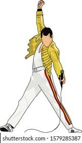 Imágenes Fotos De Stock Y Vectores Sobre Freddie Mercury