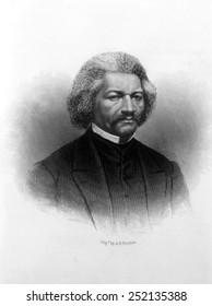 Frederick Douglass (ca 1817-1895)