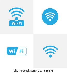 Free wi-fi icons and wifi applications. Wireless and wifi