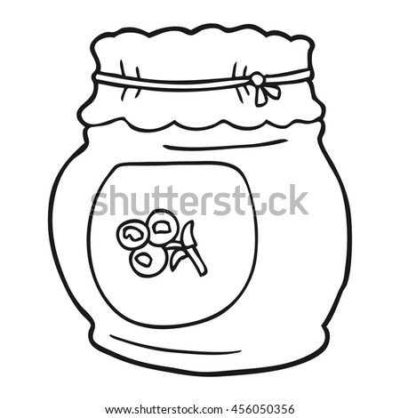 Royalty Free Stock Illustration Of Freehand Drawn Black White