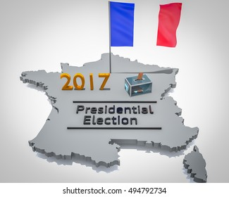French presidential election in 2017