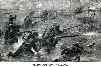 Rifle Ww1 Stock Illustrations, Images & Vectors | Shutterstock