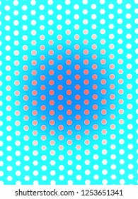 Fresh, bright circles and dots!