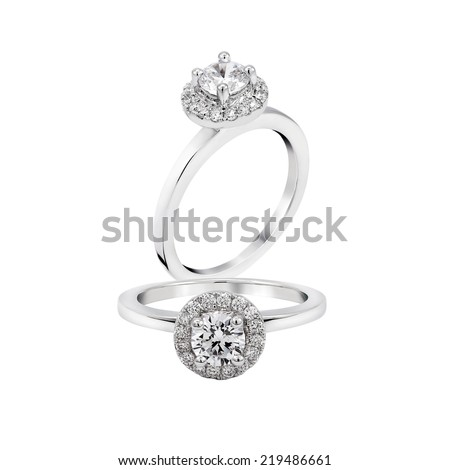 basic piped ring
