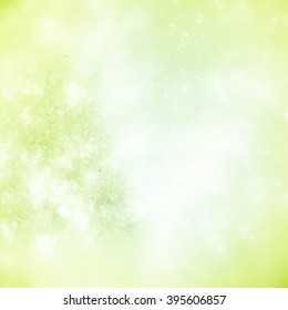 Fresh spring abstraction Texture with highlights gives individuality and expressiveness of the composition. An intriguing pattern, the effect of the haze of abstraction give expressiveness