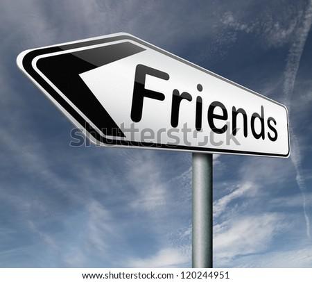 free friend search