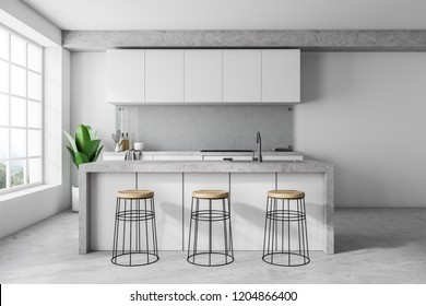 Concrete Countertops Images Stock Photos Vectors Shutterstock,Easy Plants To Grow Indoors From Seeds