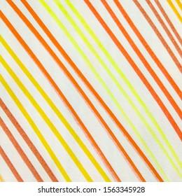 Fuchsia Violet Bright Juicy Doodle Marker Stripes. White Shibori Brush Lines. Coral Bright Juicy Doodle Marker Stripes. Aqua Lilac Multicolor Hand Drawn Stroke.