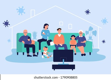 Family Clipart Spending Time With Family - FamilyScopes