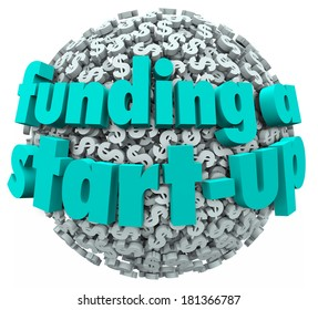 Funding Start-Up Find Money Investment New Business