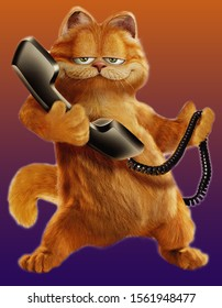 Garfield Cartoon Images Stock Photos Vectors Shutterstock